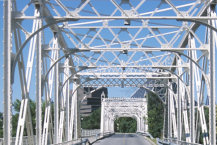 Steel Bridge Rust Treatment