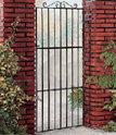 Steel Gate Rust Treatment