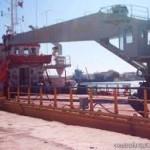 ship deck coated with Aquasteel