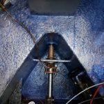 aquasteel rust converter used in steel narrowboat spaces