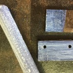 aquasteel rust converter used on sash window weights and small components