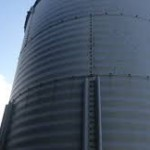 cargo tanks and grain silo