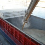 grain storage treated with aquasteel rust converter